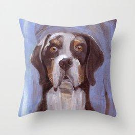 James Throw Pillow