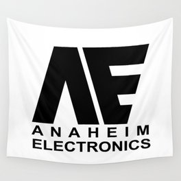 Anaheim Electronics Wall Tapestry