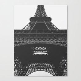 French Cliche Canvas Print