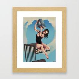 IBC Framed Art Print