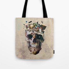 Istanbul Skull 2 Tote Bag