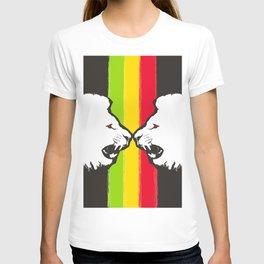 Rasta Lions (The Kingdom) T-shirt