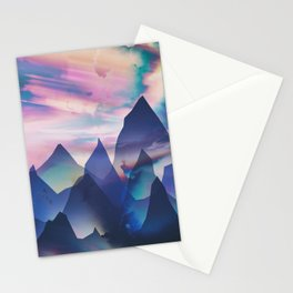 Opalescent Stationery Cards