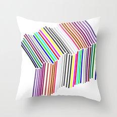 line line line   (A7 B0074) Throw Pillow