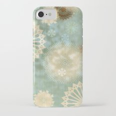 Snowflakes Slim Case iPhone 7