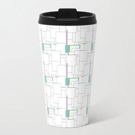 Experimental Art Travel Mug