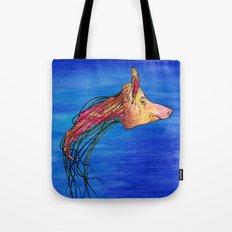 Jellypig Tote Bag
