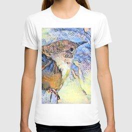 Sing Little Wren T-shirt