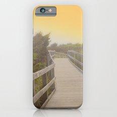 Boardwalk sunrise Slim Case iPhone 6s