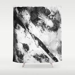 Simple Stripe Shower Curtain