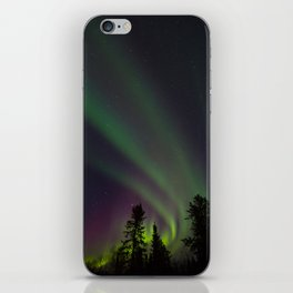 Northern Lights 3 iPhone Skin