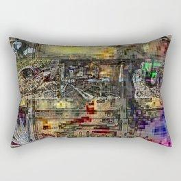 Gimme Fever, Neverland Rectangular Pillow