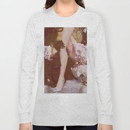 Sensitive glance Long Sleeve T-shirt