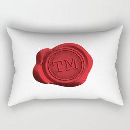 TM Wax Seal Rectangular Pillow