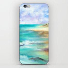 Naples Sands iPhone Skin