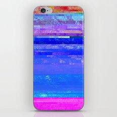 Glitch Forest iPhone & iPod Skin