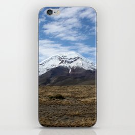 Chimborazo iPhone Skin