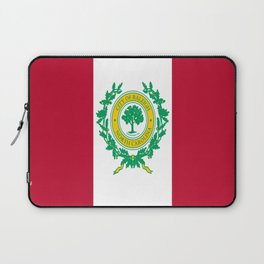 Flag of Raleigh Laptop Sleeve