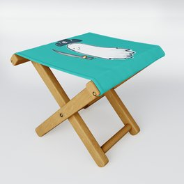 Pirate Ghost Folding Stool