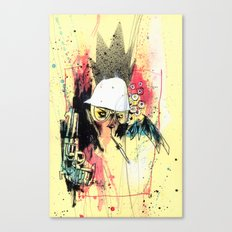 Pure Gonzo Canvas Print