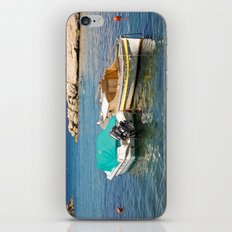 Floating Marseille iPhone & iPod Skin