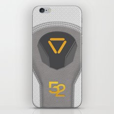 Oblivion Suit Tech 52 iPhone & iPod Skin