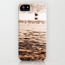 Sand, Sun, Sea iPhone Case