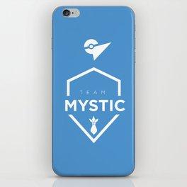 Go Mystic! iPhone Skin