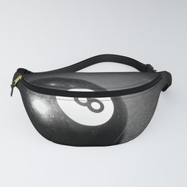 Eight Ball Fanny Pack
