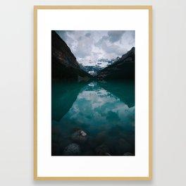 Calm at 5am Framed Art Print