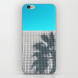 Parker Palm Springs with Palm Tree Shadow iPhone Skin