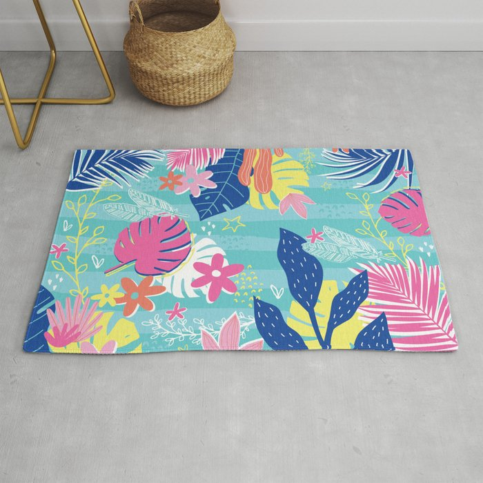 Tropical Vibes Rug