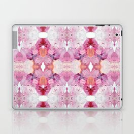 Dreamy Pink Palette (Abstract Painting) Laptop & iPad Skin