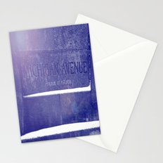 Avenue of escape Stationery Cards