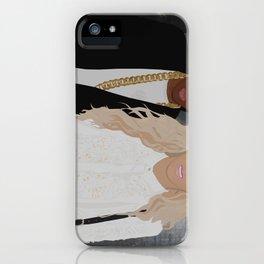 King & King iPhone Case