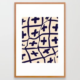 Breathe Little Pool Framed Art Print