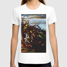 Sea Grass on the Beach T-shirt