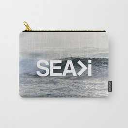 SEA>i  |  The Wave Carry-All Pouch