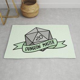 Dungeon Master D20 Rug