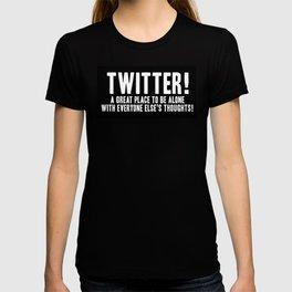Twitter! T-shirt