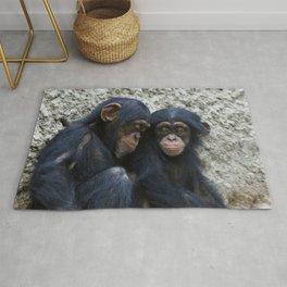 Chimpanzee 002 Rug