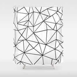 Ab Out 2 Shower Curtain
