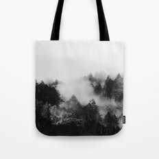End in fire black & white (requested) Tote Bag
