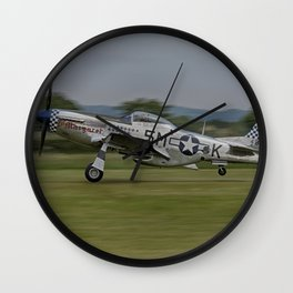 L'il Margaret Lift Off Wall Clock