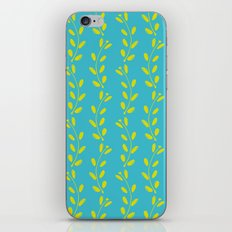 Tropical Vines iPhone & iPod Skin