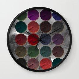 Crop Circles 1 Wall Clock