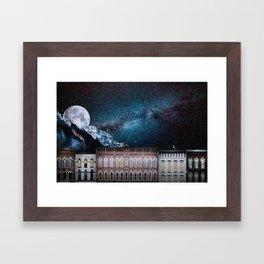 Westend Framed Art Print