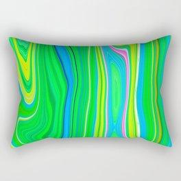 Twiggy Stripes cv2 Rectangular Pillow