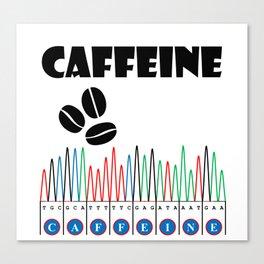 Sangerism - Caffeine Canvas Print