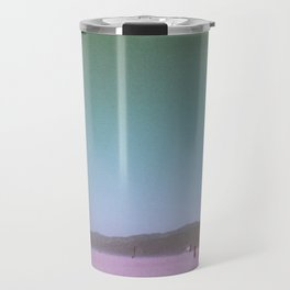 Venice Beach, Los Angeles - Cyclists Travel Mug